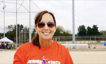 Talking Faith and Softball with Leah O'Brien-Amico