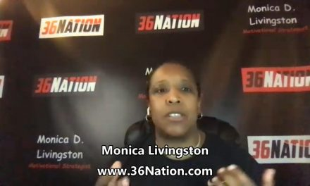 """""""We Need to Talk"""" with Monica Livingston"""