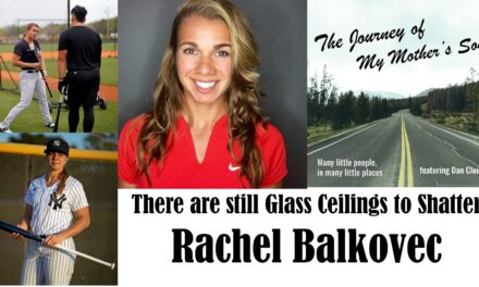 Rachel Balkovec – There are still Glass Ceilings to Shatter