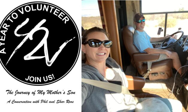 Phil & Shar Roos – A Year to Volunteer