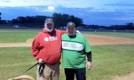 Stephen Sauer – A surprise, baseball memories, a legacy, and teaching life lessons.