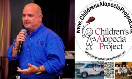 Jeff Woytovich – Helping kids and families deal with Alopecia