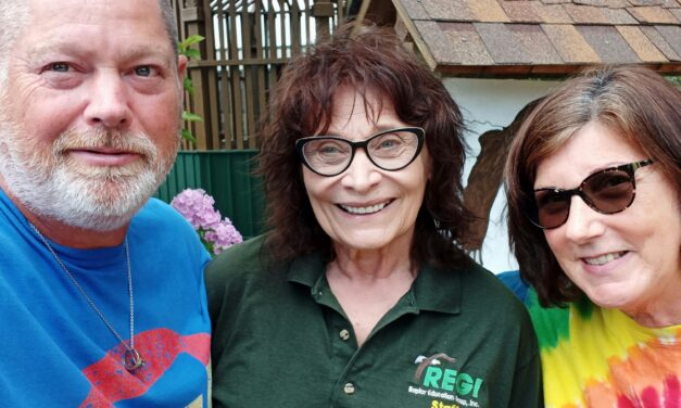 Marge Gibson – A Life of Giving to the Birds